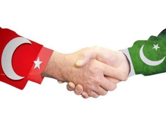 Pakistan-Turkey Military Dialogue Group meeting starts