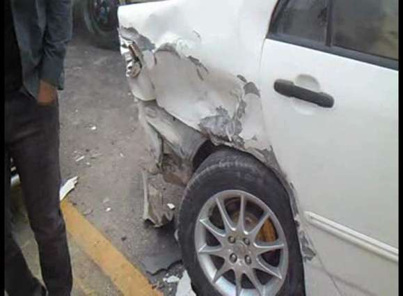 Three killed, 15 injured in accident