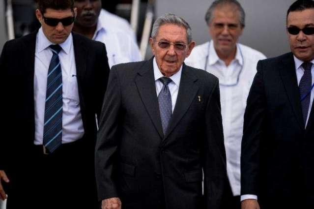 Cuba wants 'respectful' talks with Trump govt: Castro