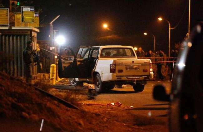 Palestinian attempts car-ramming, shot dead: Israel army