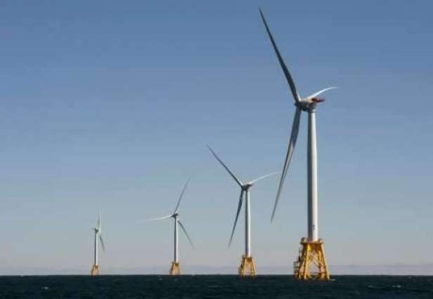 Largest US offshore wind farm gets green light