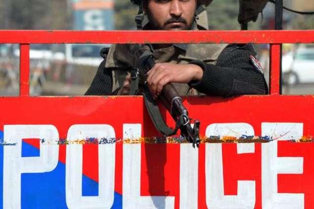 کوئٹہ نا علاقہ پشتون آباد اٹی مار سم کاری کرسا لمہ ءِ کسفے، پولیس