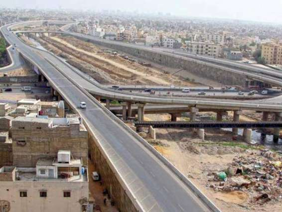 Early opening of Lyari Expressway's second track demanded