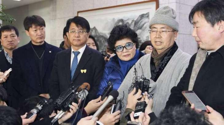 S. Korea court awards Japan's stolen statue to local temple