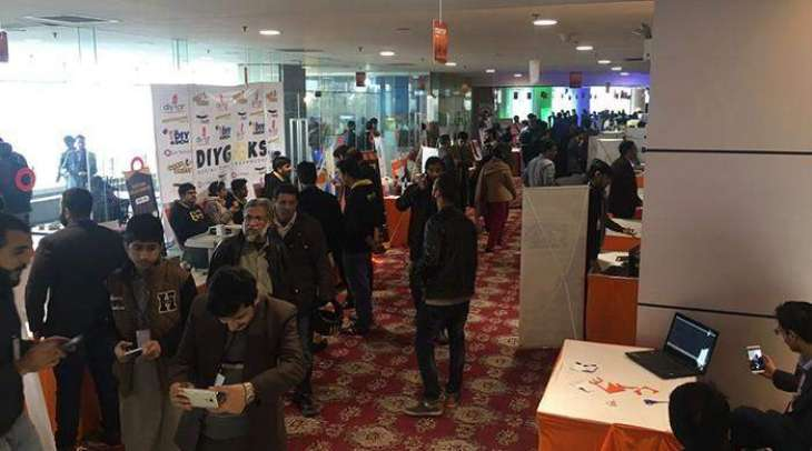 Two-day conference `Startup-Lahore' begins