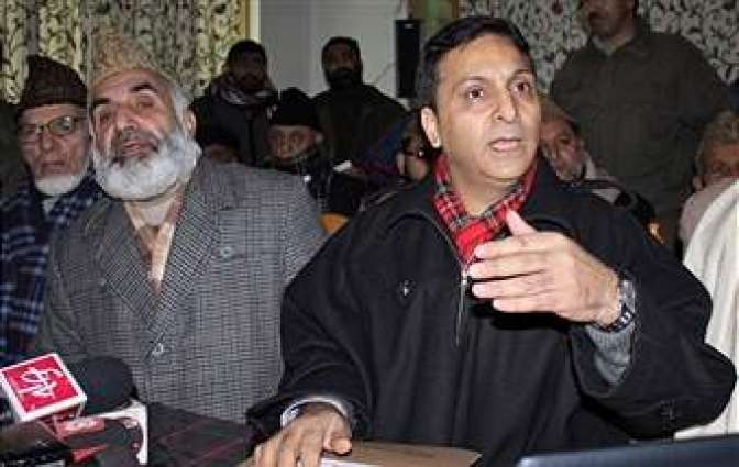 Indian occupied Kashmir has been turned into military garrison: Mufti Nasir
