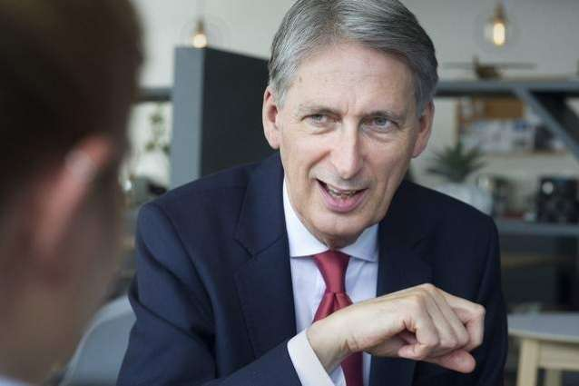 Britain will 'abide by EU rules' on trade deals: Hammond