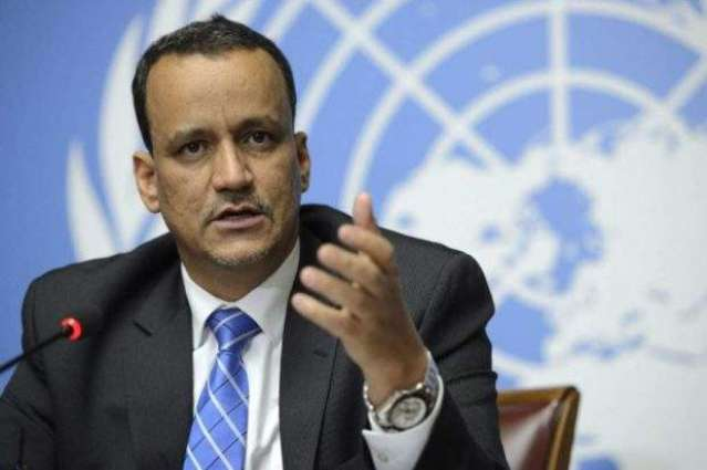 UN envoy says viable peace plan for Yemen within reach; Bold