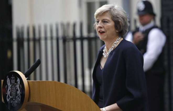 Trade tops agenda as British PM in US to meet Trump