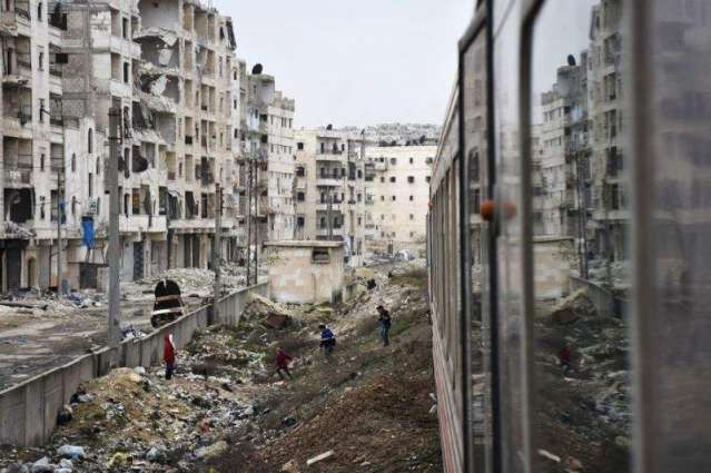 Date for next Syria talks thrown into question