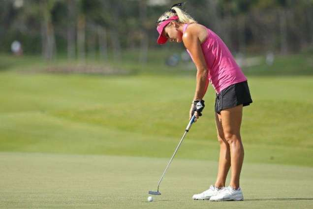 Thompson fires 61 but Lincicome clings to LPGA lead