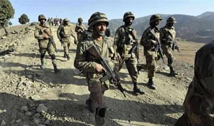 مہمند ایجنسی: افغان دہشت گرداں دا پاک فوج دی چیک پوسٹ اُتے حملا، اک اہلکار زخمی پاک فوج دے جواناں دی جوابی کارروائی دے نتیجے وچ دہشت گرد نس گئے
