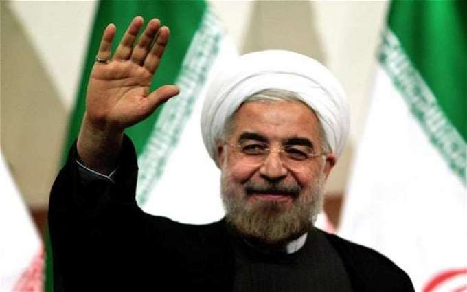 Iran's Rouhani to Trump: 'Now is not the time to build walls'