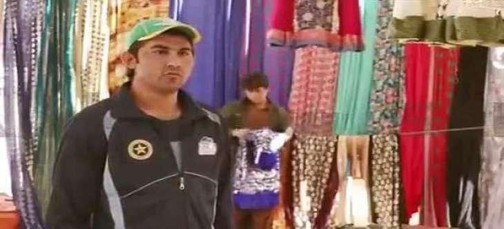 کپڑے ویچن والا نور ولی ہن پاکستان سپر لیگ کھیڈے گا