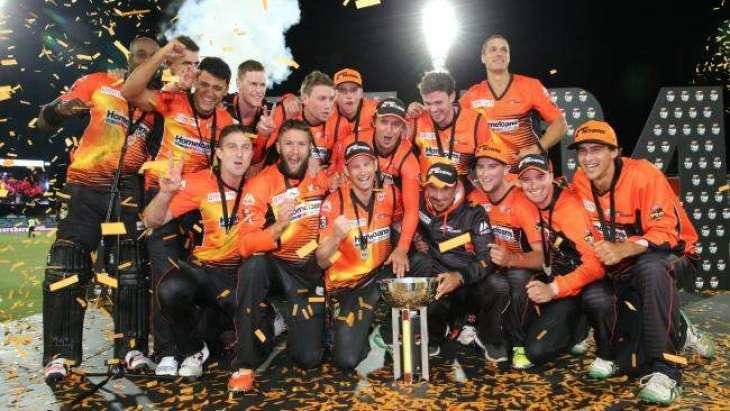 Cricket: Scorchers win Australia's Big Bash final