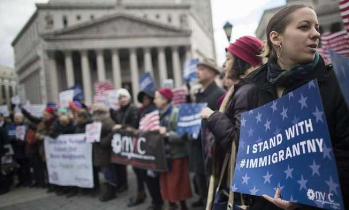 Arrivals from Muslim countries being detained at US aiports: reports