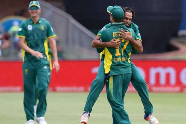 Cricket: Parnell, Tahir shine in South Africa ODI win