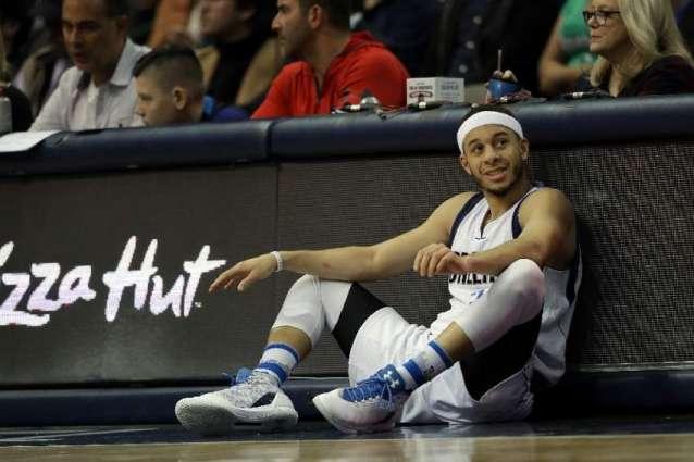 NBA: Mavs shock Spurs, end San Antonio skid