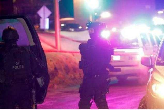 Six killed, eight injured in Quebec mosque shooting: police