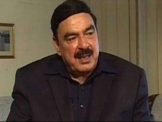 Case against Sheikh Rasheed filed in SC