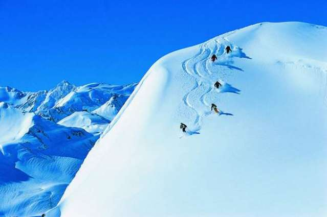 Slovakia's Jan Jakubco remains invincible in Malam Jabba Ski Cup