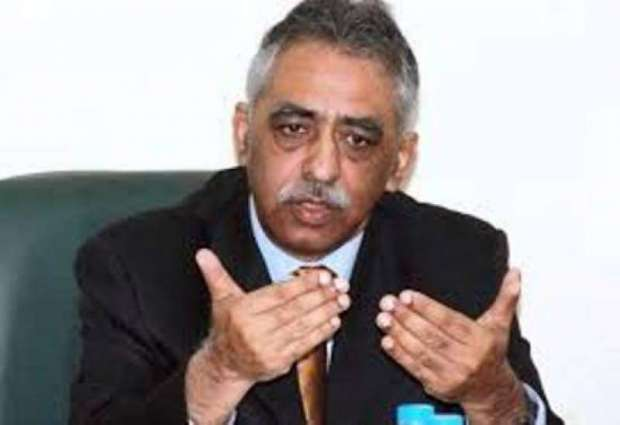 Zubair confirms decision over his appointment as Governor Sindh