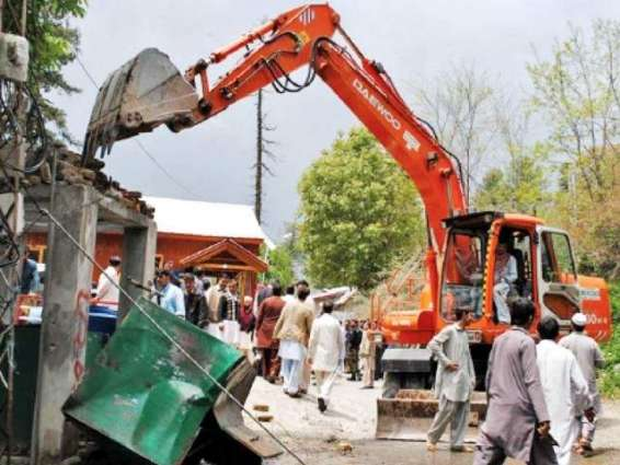 DC calls for removal of encroachments