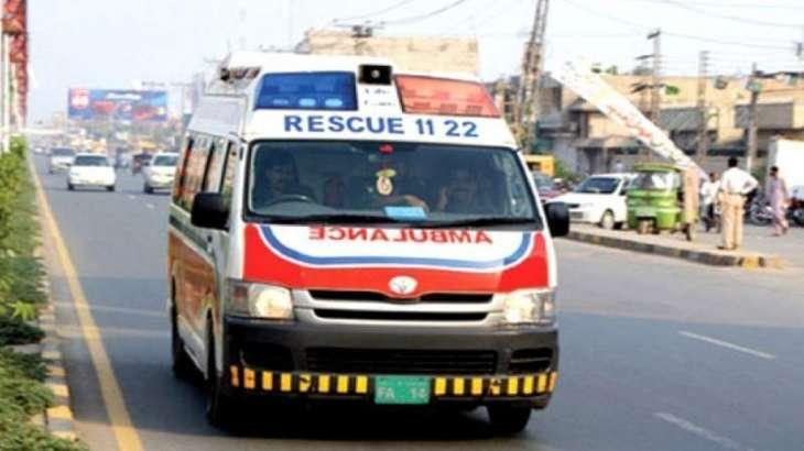 7 injured in cylinder explosion