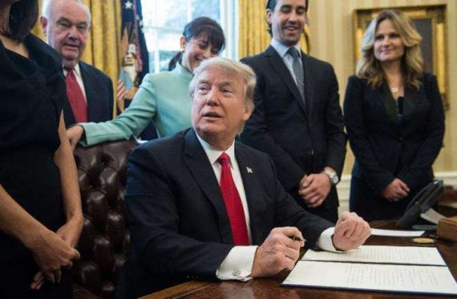 Trump imposes sweeping limits on new US regulations