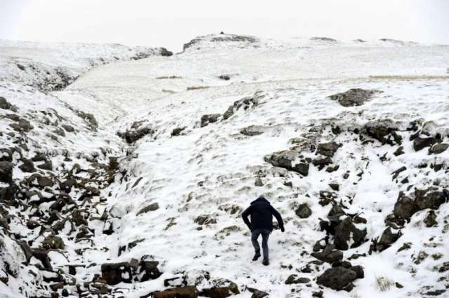 GB facing very harsh weather