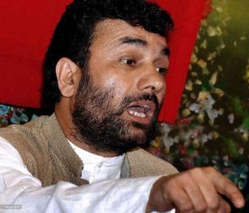 Javaid Mir denied meeting with Kashmiri detainees in Tihar Jail