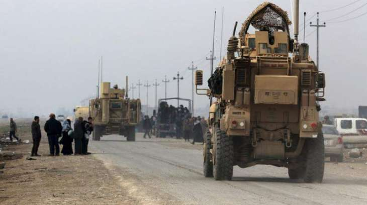 US provides armored SUVs to Syrian anti-IS forces: US official