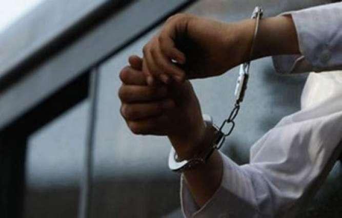 Six human smugglers held
