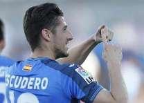 Football: Escudero extends Sevilla deal to 2021