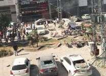 لاہور ڈیفنس دھماکا بارود دی بجائے سلنڈر پھٹن پاروں ہویا،سی ٹی ڈی دی رپورٹ