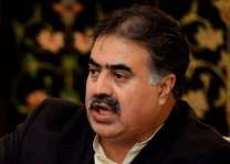 د بلوچستان وزیراعلیٰ  نواب ثناء اللہ خان زهري د لاهور بمي چاٶدنه وغندله