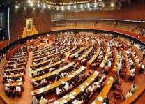 قومی اسمبلی دی قائمہ کمیٹی جہاز رانی تے بندرگاہیں دا اجلاس (اج)  تھیسی