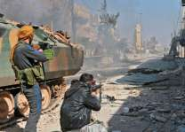 UN envoy urges Syrian rivals to take 'historical' responsibility