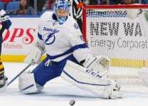 Kings get goaltender Bishop from Lightning