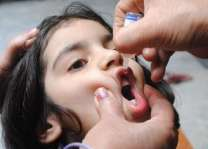 Three-day anti-polio campaign starts in KP