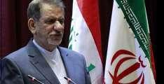 ایران دفاعی واک اٹی ودکی نا چرجوئی ءِ برجاہ تخک، ایرانی نائب صدر