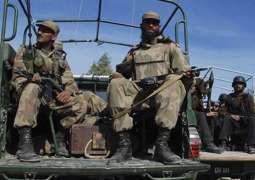 استشهاد 3 من أفراد الأمن جراء انفجار لغم أرضي بشمال غرب باكستان