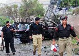 پشاور آپ مارو دھماکا: حملے دی ذمے واری قبول کر لئی گئی