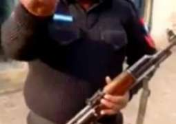 Police Officer's video viral on web
