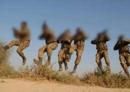 افغانستان وچ لُکے دہشت گرداں خلاف پاک فوج دا آپریشن شروع