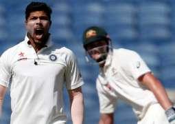 Cricket: India v Australia, 1st Test scoreboard