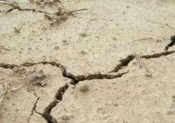 Earthquake of 5.7 magnitude jolted Zimbia