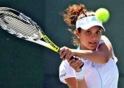 Not thinking of retiring yet: Sania Mirza