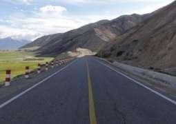 تاجکستان نے افغانستان نوں بائی پاس کردے ہوئے پاکستان روڈ لنک نوں جوائن کرن دا فیصلا کر لیا