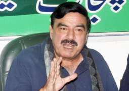 Sheikh Rasheed on board with Military courts